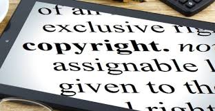 Copyright page explained